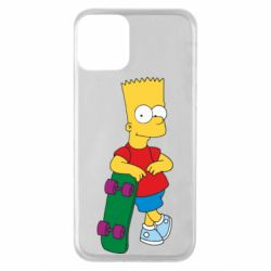 Чохол для iPhone 11 Bart Simpson