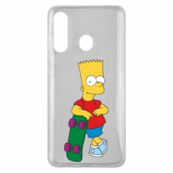 Чохол для Samsung M40 Bart Simpson