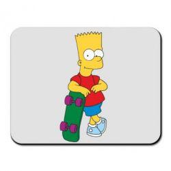 Коврик для мыши Bart Simpson - FatLine