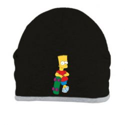 Шапка Bart Simpson - FatLine