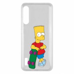 Чохол для Xiaomi Mi A3 Bart Simpson