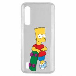 Чохол для Xiaomi Mi9 Lite Bart Simpson