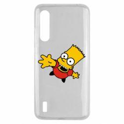 Чехол для Xiaomi Mi9 Lite Барт Симпсон