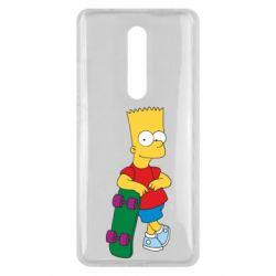 Чохол для Xiaomi Mi9T Bart Simpson