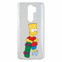 Чохол для Xiaomi Redmi Note 8 Pro Bart Simpson