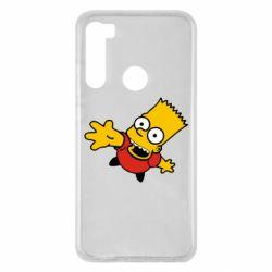 Чохол для Xiaomi Redmi Note 8 Барт Симпсон