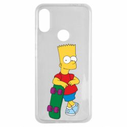 Чохол для Xiaomi Redmi Note 7 Bart Simpson