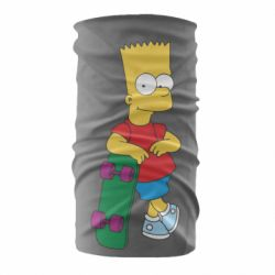 Бандана-труба Bart Simpson