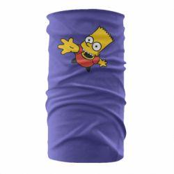 Бандана-труба Барт Симпсон