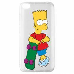 Чохол для Xiaomi Redmi Go Bart Simpson