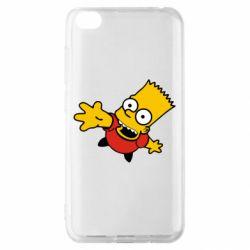 Чохол для Xiaomi Redmi Go Барт Симпсон