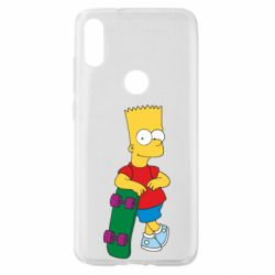 Чохол для Xiaomi Mi Play Bart Simpson