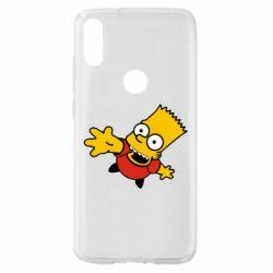 Чехол для Xiaomi Mi Play Барт Симпсон