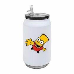 Термобанка 350ml Барт Симпсон