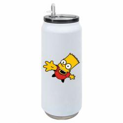 Термобанка 500ml Барт Симпсон