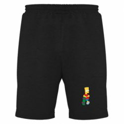 Мужские шорты Bart Simpson - FatLine