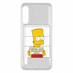 Чохол для Xiaomi Mi A3 Барт в тюряге