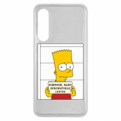 Чехол для Xiaomi Mi9 SE Барт в тюряге