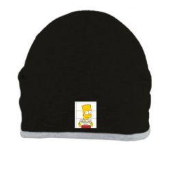 Шапка Барт в тюряге