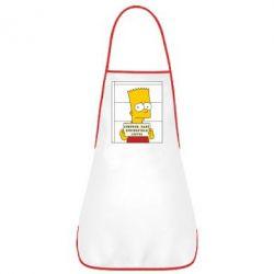 Фартук Барт в тюряге - FatLine