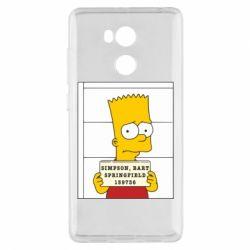 Чехол для Xiaomi Redmi 4 Pro/Prime Барт в тюряге - FatLine