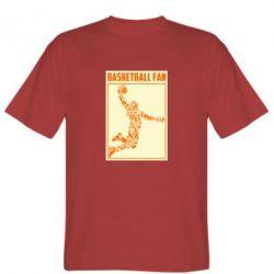 Чоловіча футболка Basketball fan