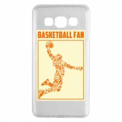 Чохол для Samsung A3 2015 Basketball fan