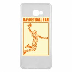 Чохол для Samsung J4 Plus 2018 Basketball fan