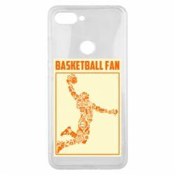 Чохол для Xiaomi Mi8 Lite Basketball fan