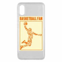 Чохол для Xiaomi Mi8 Pro Basketball fan