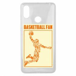 Чохол для Xiaomi Mi Max 3 Basketball fan