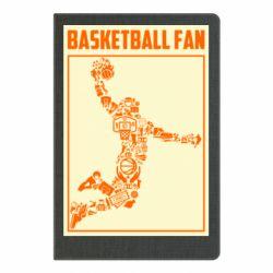 Блокнот А5 Basketball fan