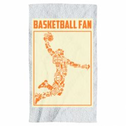 Рушник Basketball fan