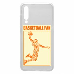 Чохол для Xiaomi Mi9 Basketball fan