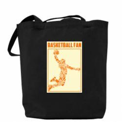 Сумка Basketball fan