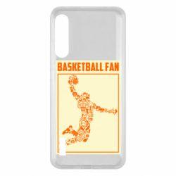 Чохол для Xiaomi Mi A3 Basketball fan