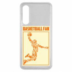 Чохол для Xiaomi Mi9 SE Basketball fan