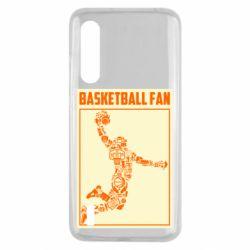 Чохол для Xiaomi Mi9 Lite Basketball fan