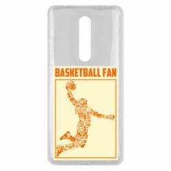Чохол для Xiaomi Mi9T Basketball fan