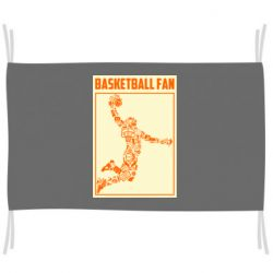 Прапор Basketball fan