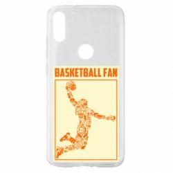 Чохол для Xiaomi Mi Play Basketball fan