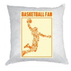 Подушка Basketball fan