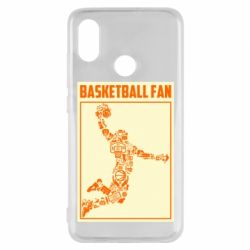 Чохол для Xiaomi Mi8 Basketball fan
