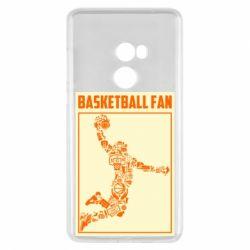 Чохол для Xiaomi Mi Mix 2 Basketball fan
