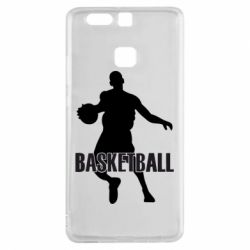 Чехол для Huawei P9 Basketball - FatLine