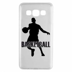 Чехол для Samsung A3 2015 Basketball - FatLine