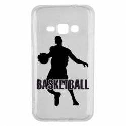Чехол для Samsung J1 2016 Basketball - FatLine