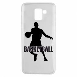 Чехол для Samsung J6 Basketball - FatLine