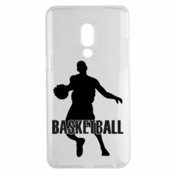 Чехол для Meizu 15 Plus Basketball - FatLine