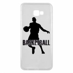 Чехол для Samsung J4 Plus 2018 Basketball - FatLine